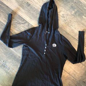 Volcom Tops - Volcom hoodie T-shirt XL